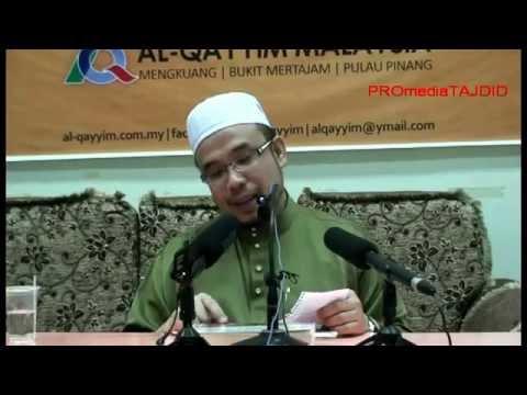 Dr Asri - Apa Pendapat Tentang Harun Yahya?