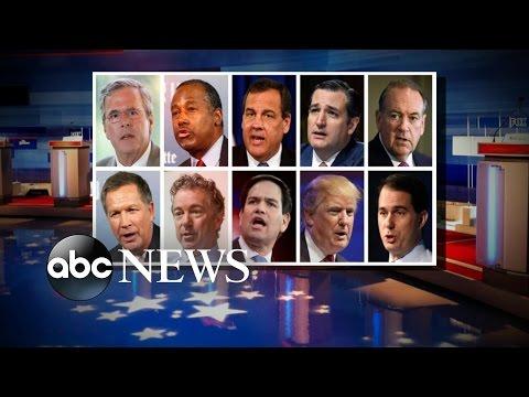 GOP Presidential Debate on FOX NEWS: Who