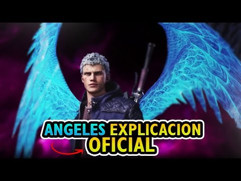 ¿Existen los Ángeles en Devil May Cry?│Información de Devil May Cry thumbnail