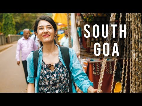 South Goa Beyond Beaches | South Goa Vlog | Tanya Khanijow