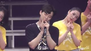 """[FANCAM] JUNHO Solo Tour 2018 """"FLASHLIGHT"""" 『원점으로』0821 BUDOKAN"""