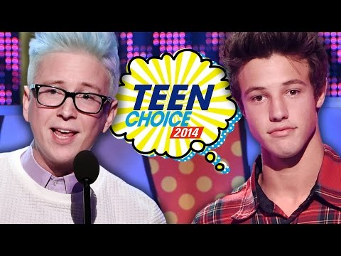 Cameron Dallas Calls Out Teen Choice Awards for Being