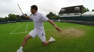 The Wimbledon Experience with the Bryan Brothers - Shot by GoPro
