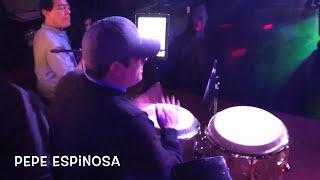 Pepe Espinosa-Conga Solo-Son Montuno with Conjunto: