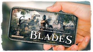 ВЫШЛА! РАННИЙ ДОСТУП ОБЗОР ● The Elder Scrolls: Blades