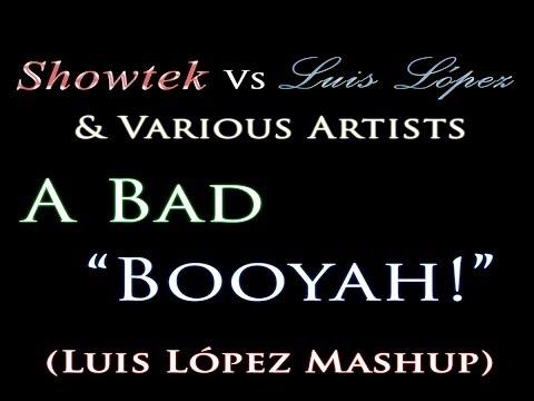 Showtek Vs Luis López & Various Artists -...