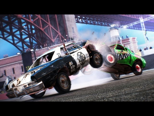 Dirt Showdown screens and feedback