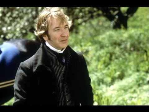 Alan Rickman Interviewed About Sense And Sensibility Colonel Brandon