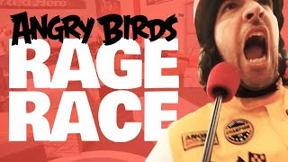 Angry Birds #BringTheAnger | The Rage Race – YouTuber Challenge!