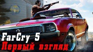 FarCry 5 - первый взгляд | Обзор