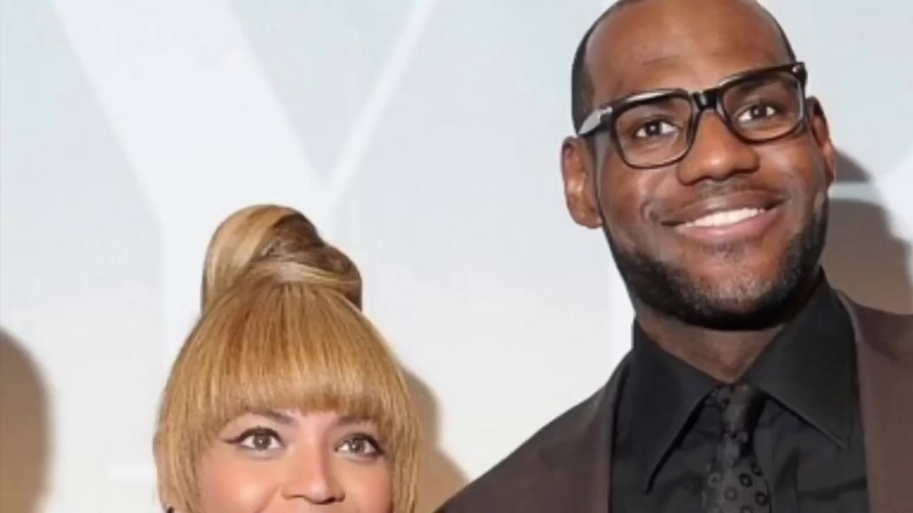 1a22649914c7 Beyoncé Cheating with Lebron James