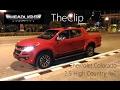 Chevrolet Colorado 2.5 High Country - Clip01