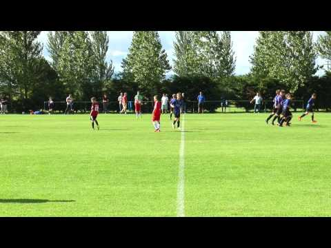 Oxford United Stars FC (2004) V Saughall Colts JFC (Dublin Cup 2015)