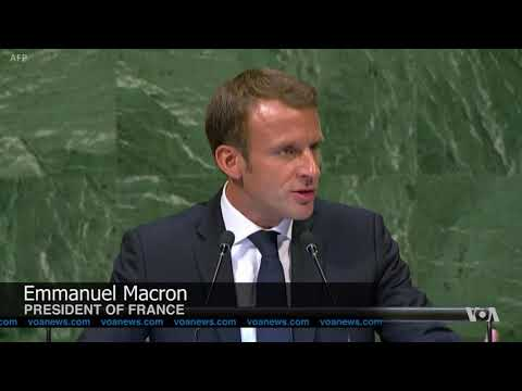World Leaders React to Trump's UNGA Speech