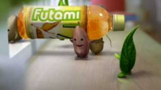 Futami 17 Tea TVC featuring Dominique Diyose and 3D Futami Characters
