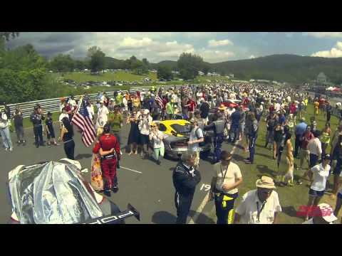 Paul Miller Racing  Limerock Park ALMS Race