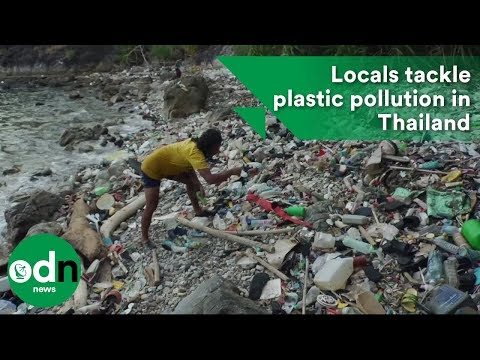 Trash Heroes tackle plastic pollution in Thailand