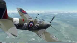 dcs 1 5 p 51d vs spitfire mk ix new ai aircraft