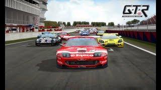 Sim Racing History: Racing in GTR 2!