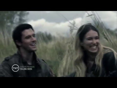 Hal and Maggie - Say When (Falling Skies)