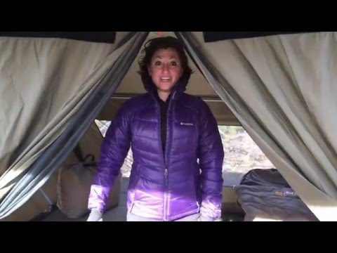 Adventure Driven OZ Tent Gear, RV 5