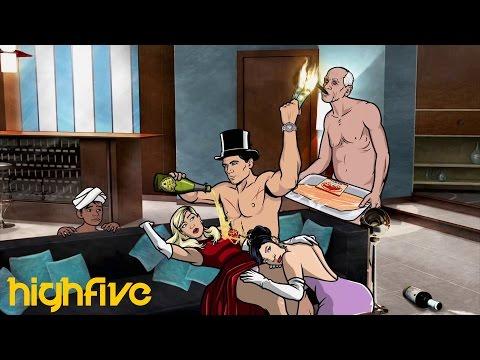5 nej animovaných seriálů pro dospělé