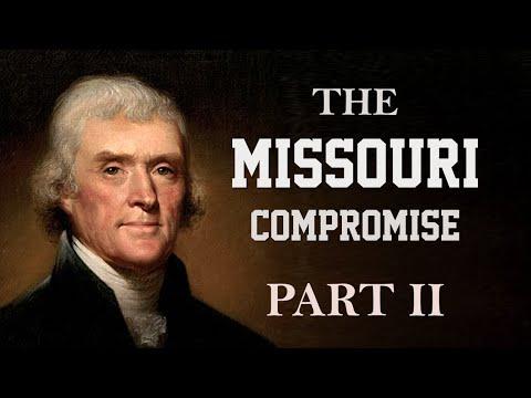 Thomas Jefferson and Slavery (Missouri Compromise: Part 2) - APUSH Review