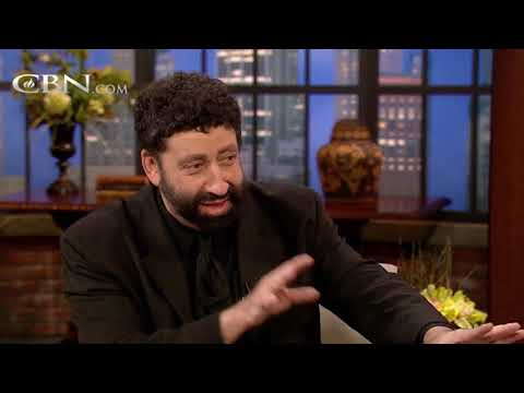 Jonathan Cahn Unlocks Ancient Secrets to Modern Times