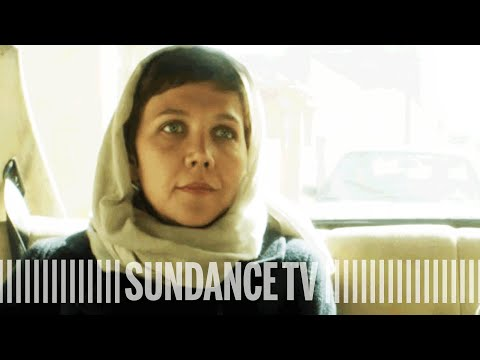 THE HONORABLE WOMAN (Maggie Gyllenhaal) | 'Touring Gaza' Cli