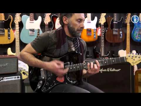 FENDER Stratocaster American Special HSS - guitare électrique