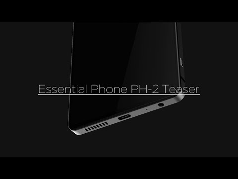 Essential phone 2 teaser!!