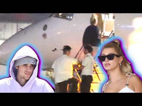 Justin Bieber And Hailey Baldwin Bolt From LA After Selena Gomez Deletes Him From Instagram