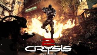Crysis 2 soundtrack - Vitaliy Zavadskyy