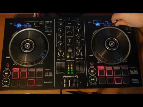 House Mix 2017 #2 on PIONEER DDJ RB