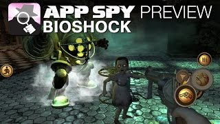 BioShock | iOS iPhone / iPad Preview - AppSpy.com