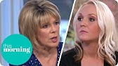 Ruth Grills Benefits Mum of Eight Over Quitting Her Job | This Morning