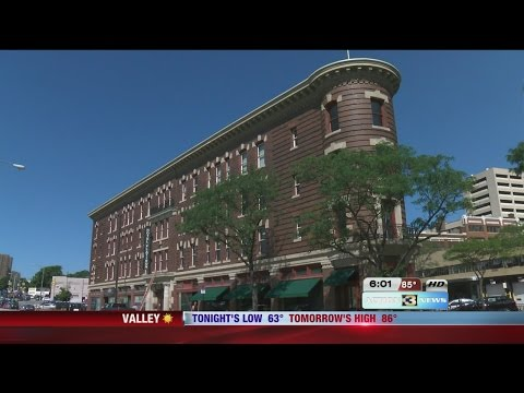 Revamp of a historic Omaha building will hopefully spark more nearby construction