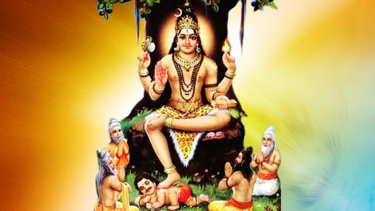 Moola Mantra Medha Dakshinamoorthy Mantra Drrthiagarajan Youtube