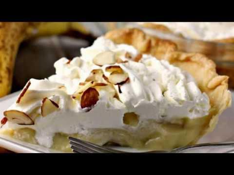 Recipe: Banana Cream Pie I
