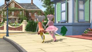 Angelina Ballerina: On With The Show thumbnail