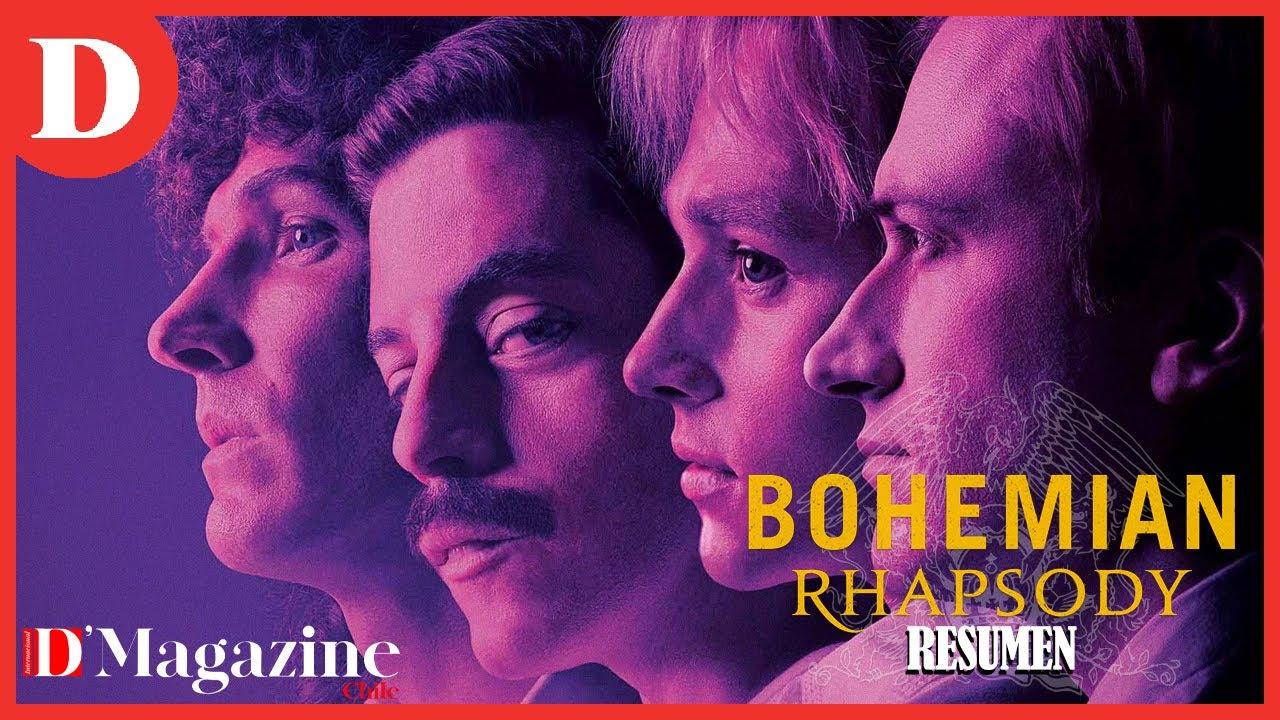 Bohemian Rhapsody 2018 La Historia De Freddie Mercury Resumen Youtube