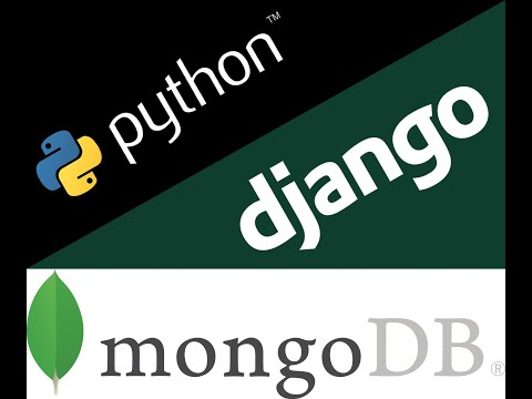 Integrating MongoDB with Django