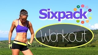 Bauchfett verbrennen - Sixpack Workout - HIIT - Übungen für einen flachen Bauch - Bikini Guide