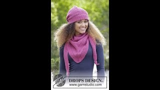 Модели Модных Вязаных Шапок Спицами - 2019 / Models Fashion Knitted Caps Knitting