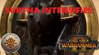 SURTHA EK vs Empire | BEYOND COMPREHENSION - Total War Warhammer 2