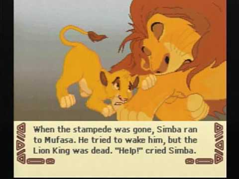TeleStory: The Lion King/The Lion King II Simba's Pride