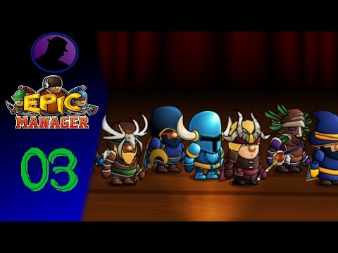 Let's Play Epic Manager - Ep. 3 - Indie Love!