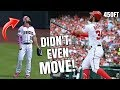Bryce Harper Hit The Most Majestic Home Run Of All-Time (Outfielder Did Not Move)