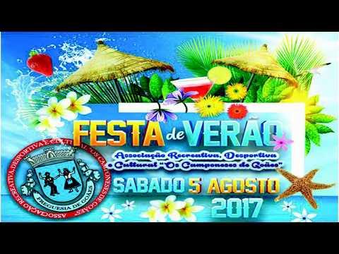 FESTA DE VERÃO 2017 - Goães - Amares