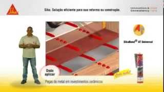 SikaBond AT Universal клей-герметик для непористых поверхностей жесткого ПВХ 300 мл(, 2015-08-13T07:45:22.000Z)